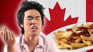 Americans Try Canadian Snacks For First Time - YouTube