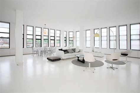 contemporary and spacious interior of dehavilland building classic home