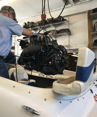 Boat Repair Richmond Va by Mercruiser Engine Repair Woodbridge Va Harbin Marine