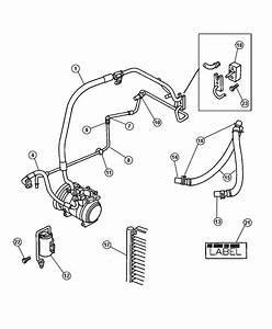 Chrysler Grand Voyager Hose  Heater  Core To Pump