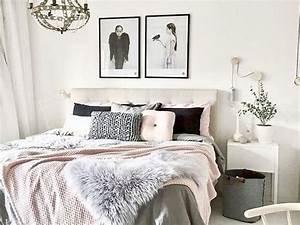 Idees Deco Chambre : du blush dans la chambre cocon d co vie nomade ~ Melissatoandfro.com Idées de Décoration