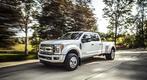 luxury ford trucks as ford launches a 94 000 super duty limited truck where