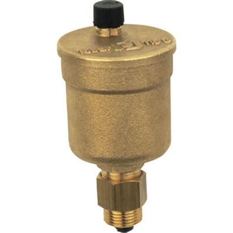 purgeur automatique radiateur purgeur d air automatique watts minivent watts bricozor