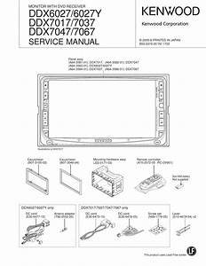 Wiring Diagram For Kenwood 7017