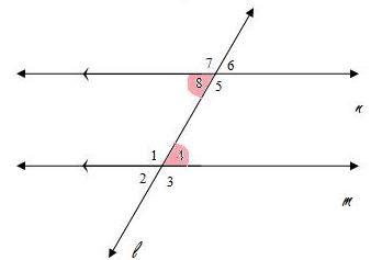 alternate interior angles how do alternate interior angles occur socratic