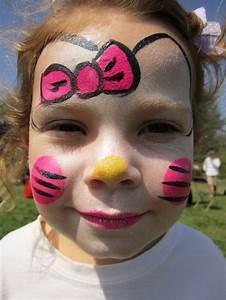Maquillage Simple Enfant : 1001 id es cr atives pour maquillage pour enfants ~ Melissatoandfro.com Idées de Décoration