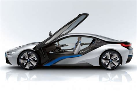 Bmw I Series Electric Concept Cars