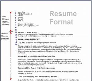 a guide to create a canadian style resume increase your With canadian cv