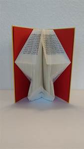 Aus Büchern Falten : stern bookfolding buchverfalten buchkunst kunstausbuechern basteln aus b chern ~ Bigdaddyawards.com Haus und Dekorationen