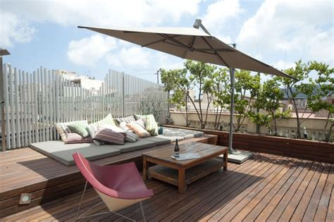 Home Terrace : Penthouse Barcelona Apartment With Terrace B