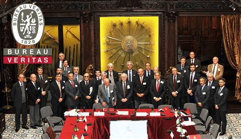 attendance at the 25th bureau veritas committee