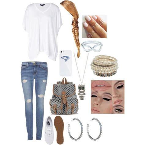School Outfit -Monday | Fun Style Ideas | Pinterest