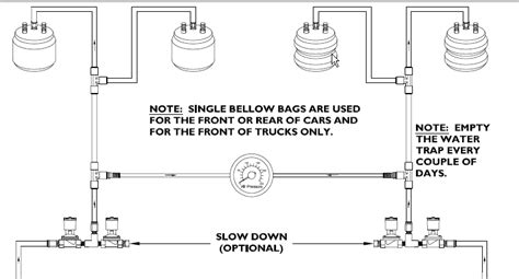 Wiring Diagram For Air Bag Suspension by Asco 1 2 Quot 12v Valves 4 Pack Air Ride Suspension Bags Ebay