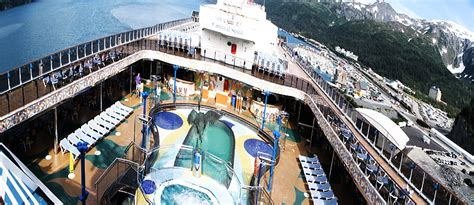 cruisin a docked carnival cruise ship is ready to