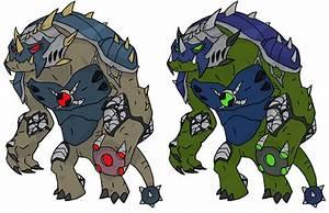 Ultimate Humungousaur (Ben 10 Omniverse) by metaxer08 on ...