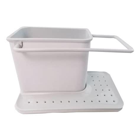 kitchen caddy sink organizer uk plastic tidy storage organizer caddy space racks 6496