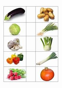 Gemüse Bilder Zum Ausdrucken : bildkarten gem se 2 sprache ~ Buech-reservation.com Haus und Dekorationen