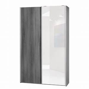 Schwebetürenschrank Hochglanz Weiß : schwebet renschrank soft smart 120 cm silbereiche ~ Lateststills.com Haus und Dekorationen