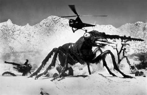 giant ants   scariest monsters   history