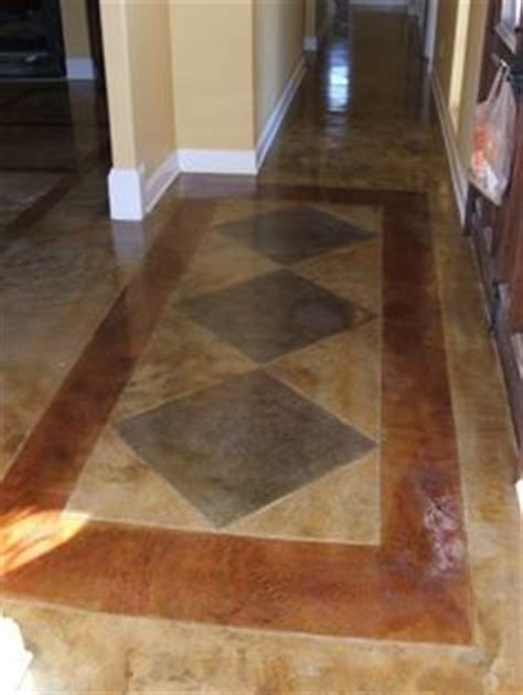 25  best ideas about Acid Etching Concrete on Pinterest