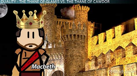 thane  cawdor meaning  macbeth overview video