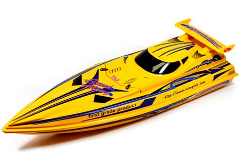 1 16 Rc Boat by 37 Quot Speed X Cyclone 1 16 Rc Racing Boat R C Radio Remote
