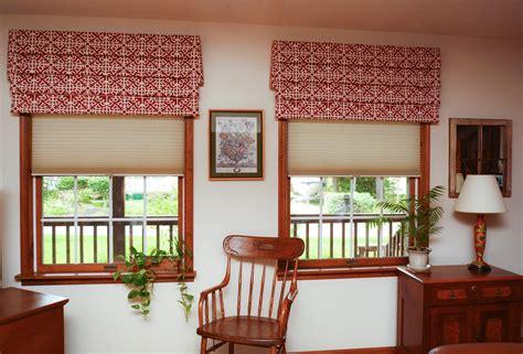 Fabric Window Treatments by Fabric Treatments Custom Window Treatments De A Shade