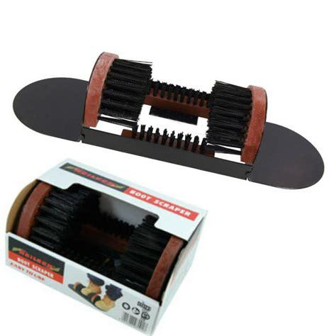 neilsen door step shoe brush cleaner scraper brushes boots clean scrap 20t ebay