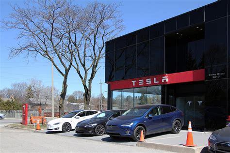 Tesla dealership | I visited a Tesla dealership today and ...