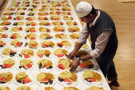 ramadan cuisine the ramadan iftar the daily fast