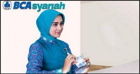 lowongan kerja bca syariah development program pusat