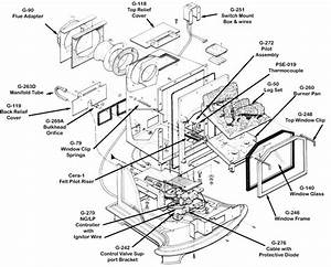 Frigidaire Electric Range Parts Diagram