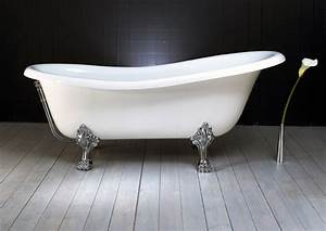 Baignoire Patte De Lion : nivault baignoire r tro style victorien ~ Melissatoandfro.com Idées de Décoration