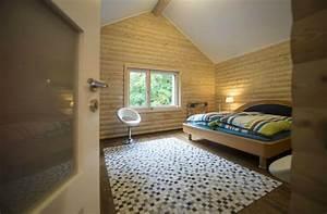 chambre avec lambris bois modern aatl With chambre avec lambris bois
