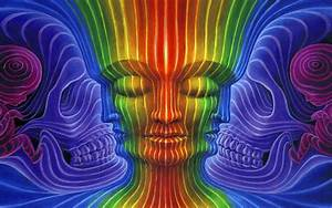 Book: 'The Mission of Art' by Alex Grey | Cosmic Pineapple