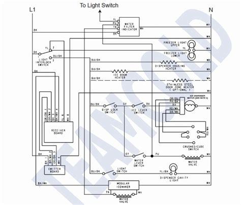 frigidaire maker wiring diagram free wiring diagram