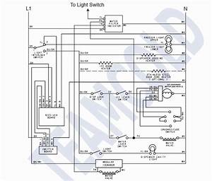 Kenmore Ice Maker Wiring Diagram