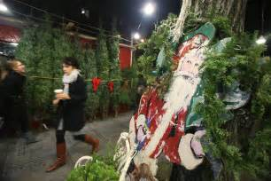 Christmas Tree Prices In New York City Top $1,000 Drought? Money