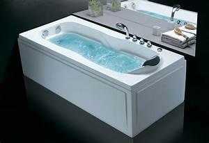 Baignoire Douche Balneo : baignoire baln o angel gauche thalassor baignoires ~ Melissatoandfro.com Idées de Décoration