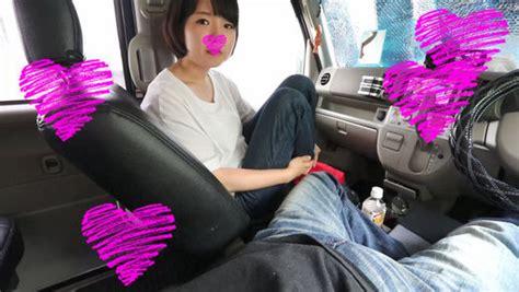 車内 フェラ 個人 撮影