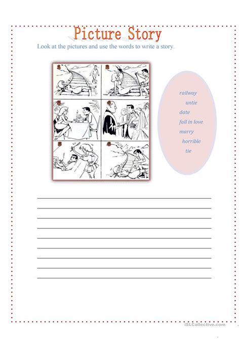 story pictures worksheets picture story worksheet free esl printable worksheets