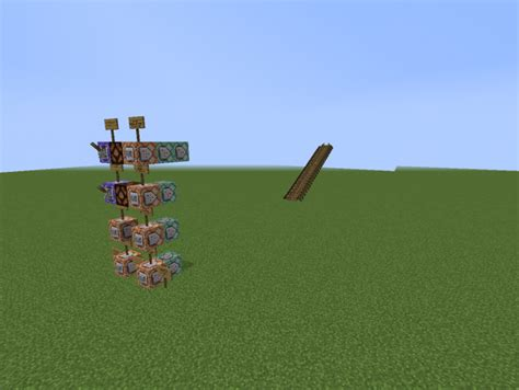 Minecraft Boat Stairs by Boats Stairs One Command Minecraft Project