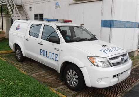 Local Law Enforcement Agency/local Police Force