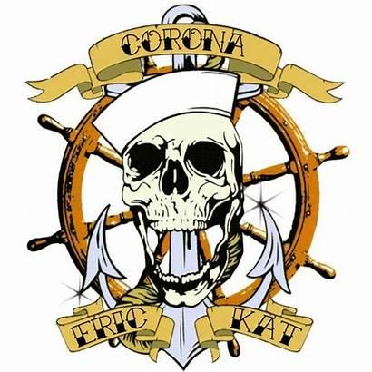 Sailor Navy Tattoo Anchor Tattoos Jerry Skull