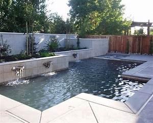 Decoration De Piscine : decoration piscine exterieure fra d coration neuf ~ Zukunftsfamilie.com Idées de Décoration
