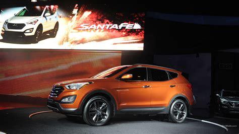 Hyundai Santa Fe Backgrounds by Hyundai Santa Fe Wallpapers Hd Desktop And Mobile