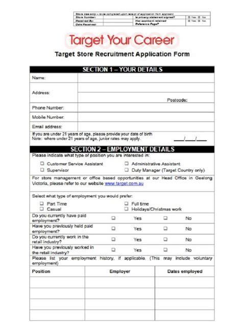 best target application form gallery resume sles