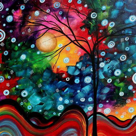 15 Free Printable Abstract Art Paintings Free And Premium