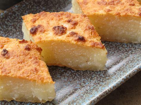 cuisine manioc gâteau au manioc originaire du brésil cuisine amérique