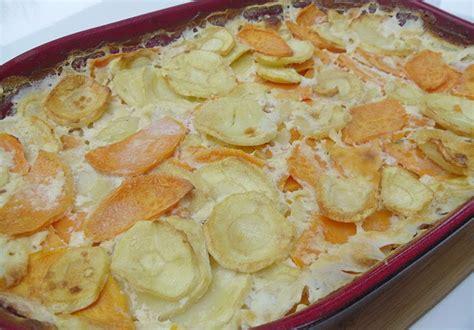 cuisiner les panais marmiton gourmande ou passionnée gratin de panais et patates